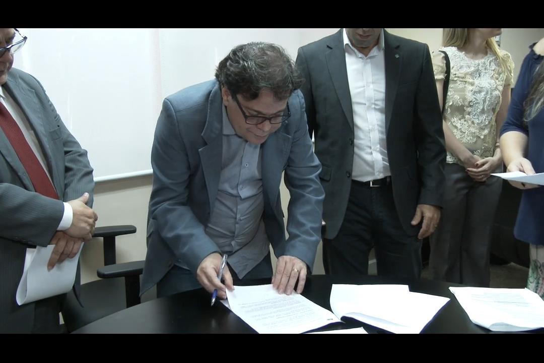 TJAL assina convênio com faculdades de Direito